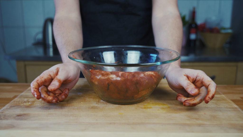 Spanish Chorizo-freezer