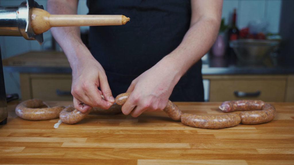 Spanish Chorizo-link