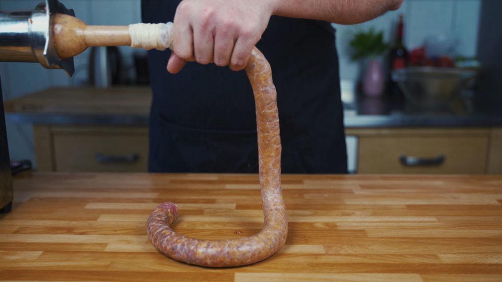 Spanish Chorizo- casing