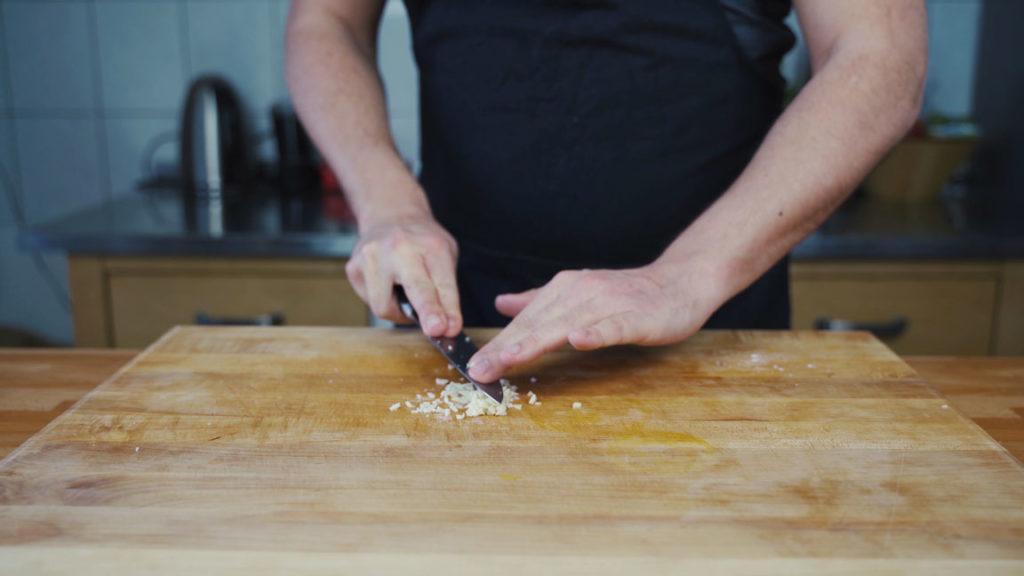 Merguez- garlic
