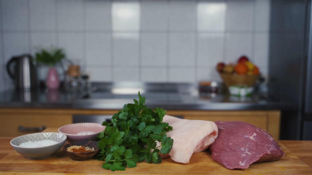 Weisswurst- all Ingrediens