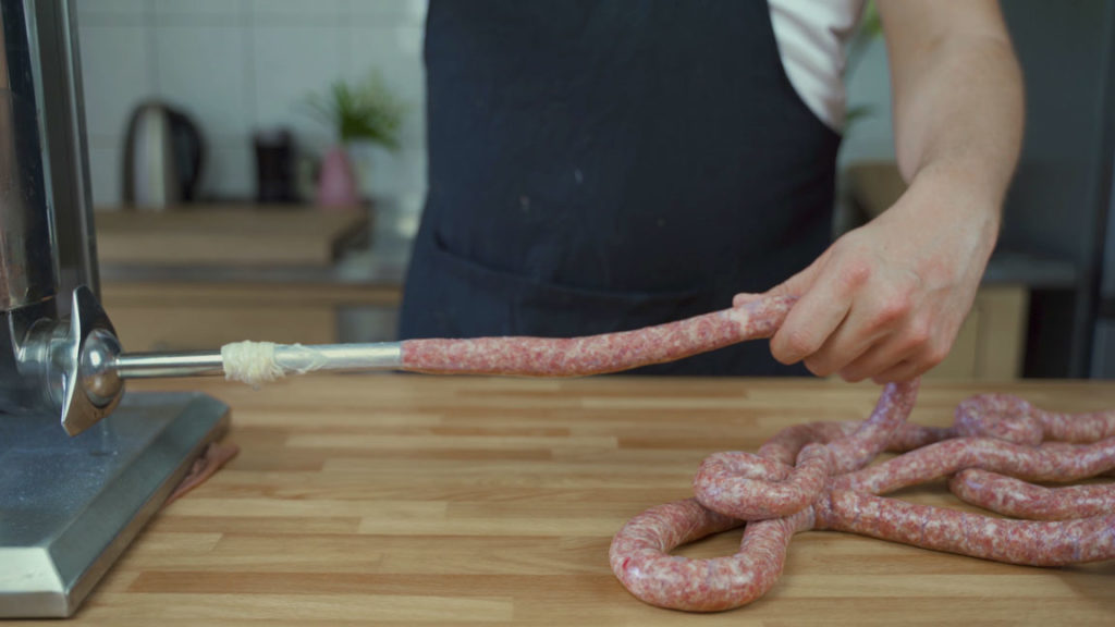 Nueremberg Sausage - fill