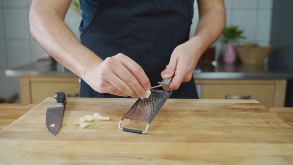 Salsiccia-garlic