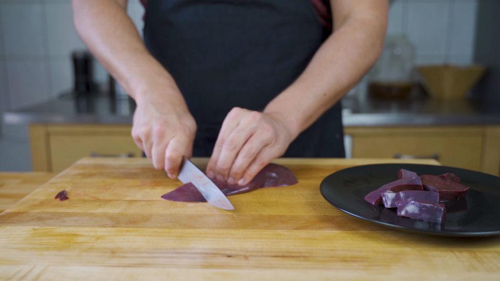 veal liverwurst-liver