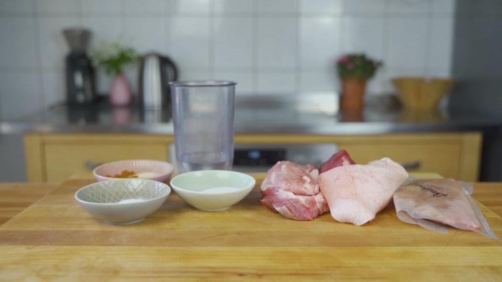 Bierschinken-all Ingredients