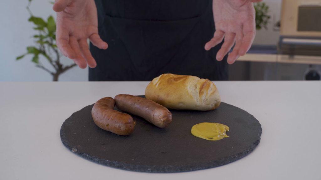 Homemade Krakauer - ready