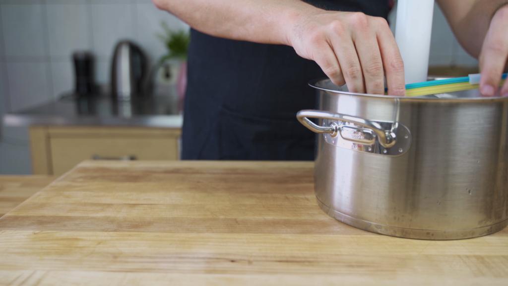 Pfälzer liverwurst-meat cook