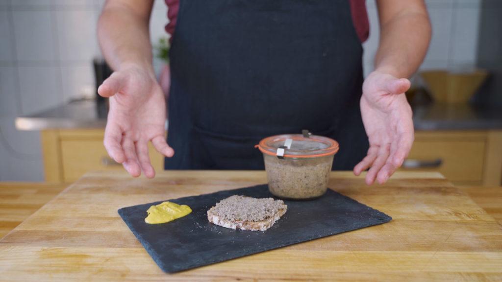 Pfälzer liverwurst-ready