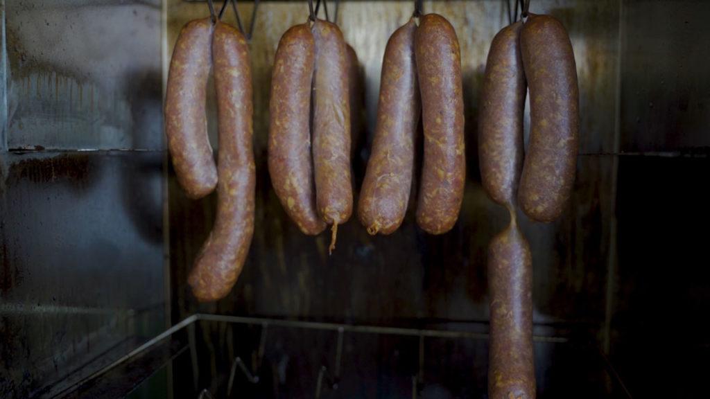 Smoked Bratwurst - 12h
