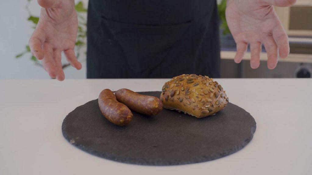 Smoked Bratwurst - ready