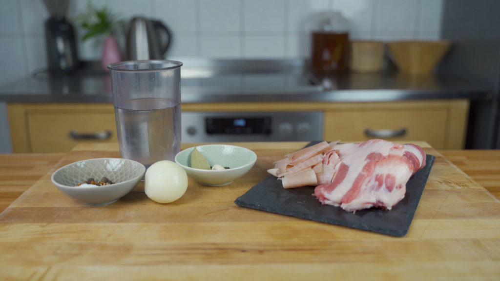 Lard meat- all Intgredients