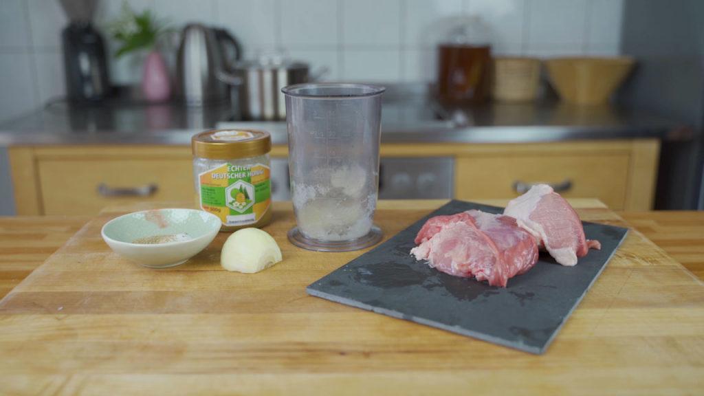 breakfast meat- all Ingredients