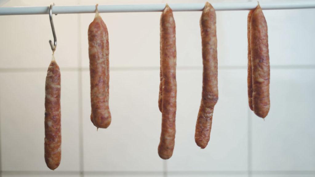 Salami Sticks- two weeks