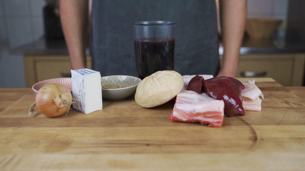 Wellwurst - all ingredients