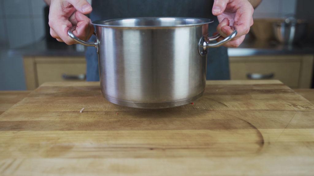 Wellwurst - cook rind