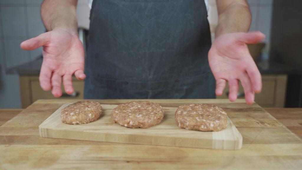 board salami - press