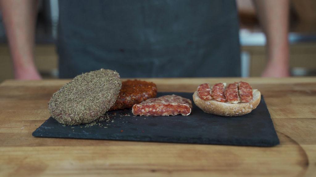 board salami - ready
