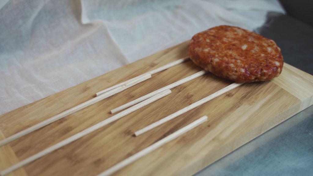 board salami - sticks
