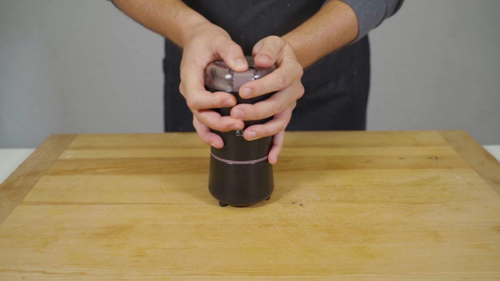 tea sausage - spices