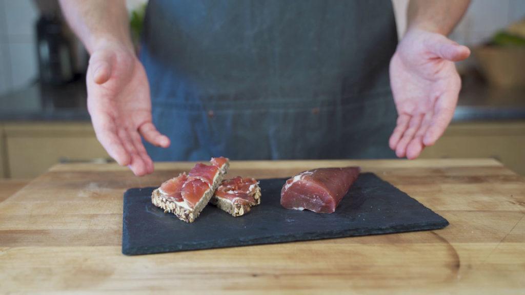 Fillet Ham - ready