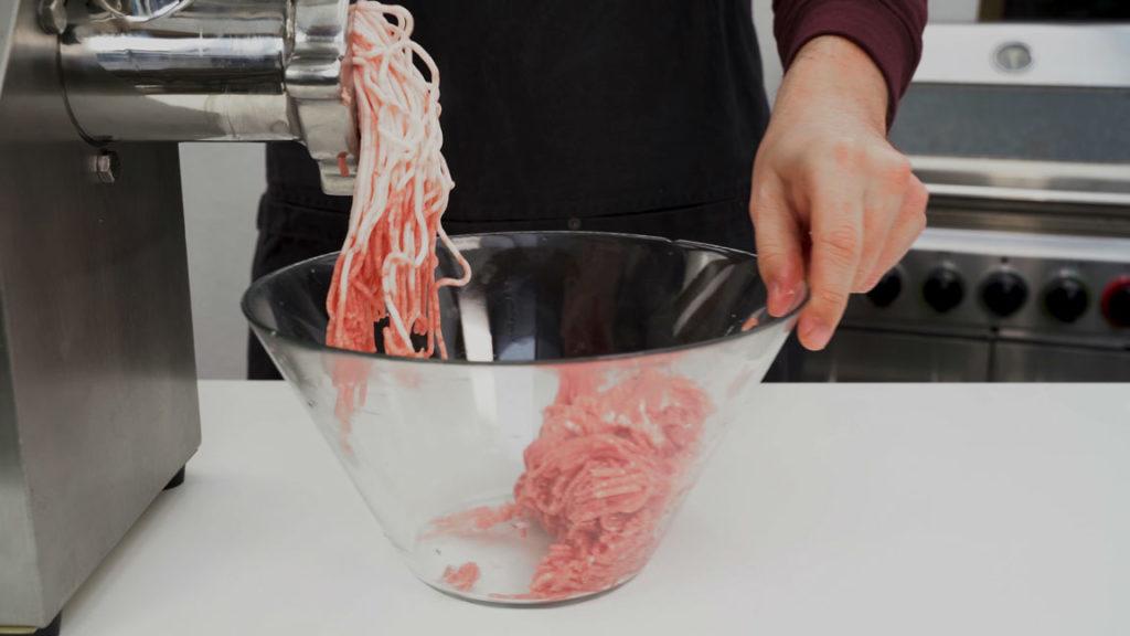 Fleischwurst-grind