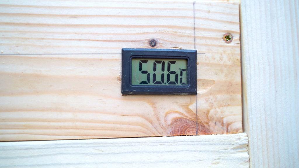 american Andouille -50°C